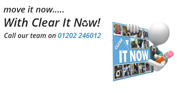 Move It Now - Clear It Now Quotation