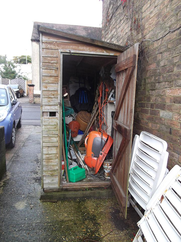shed clearance bournemouth