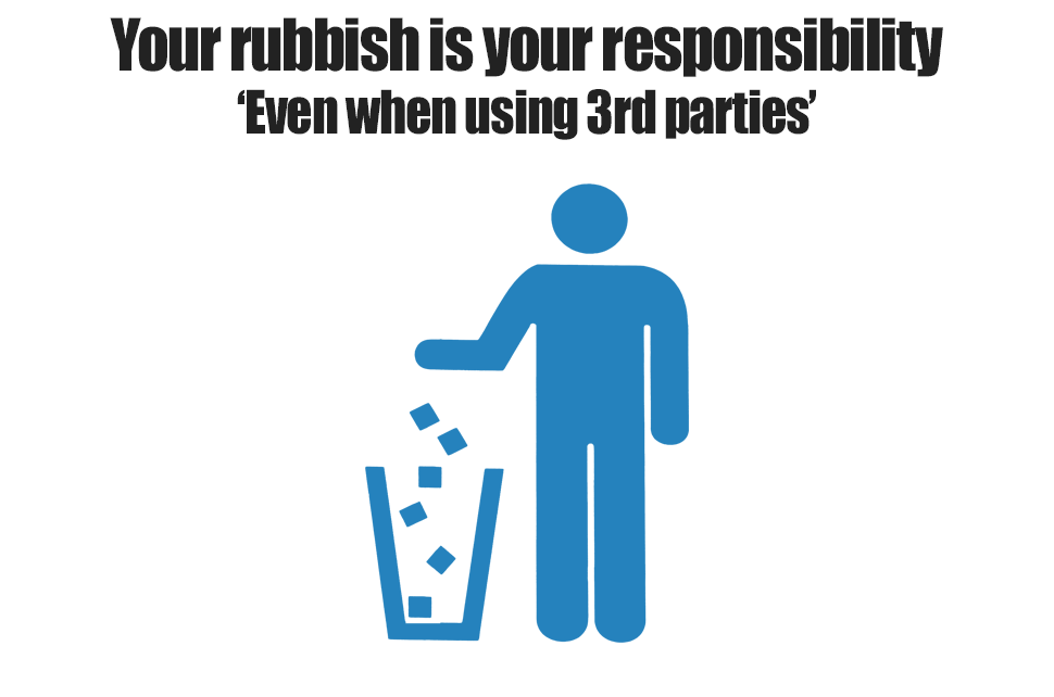 Your Rubbish is Your Responsibility